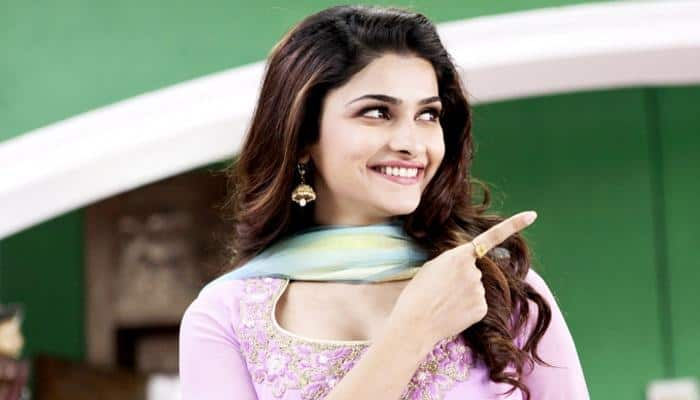 Want to have all-female version of 'Rock On!': Prachi Desai