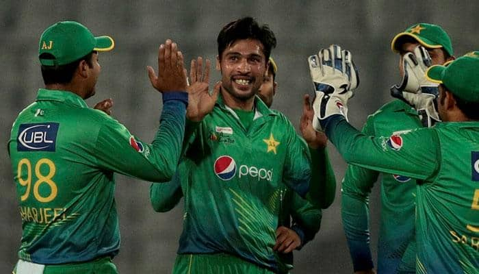 Pakistan hammer Ireland by 255 runs in 1st ODI