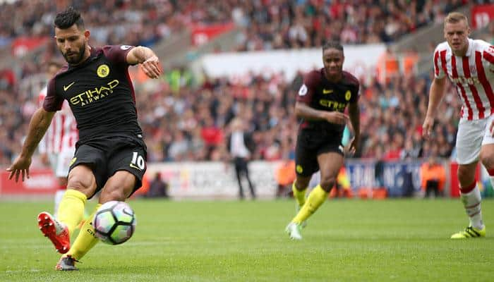 EPL 2016-17, Gameweek 2: Sergio Aguero double inspires Manchester City stroll