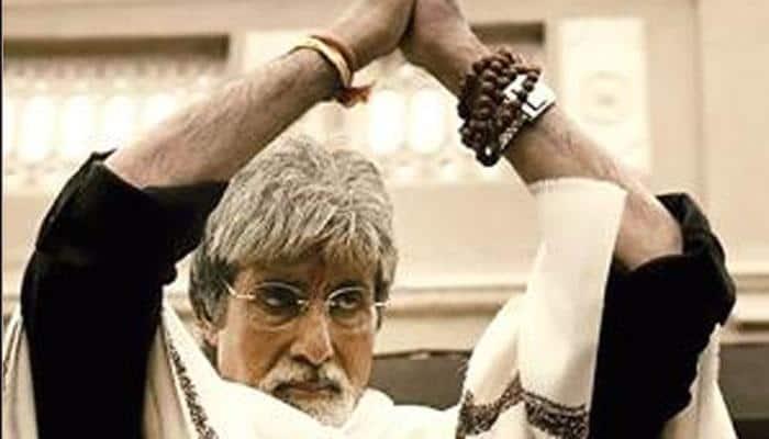 Amitabh Bachchan set to return as the 'angry man' in 'Sarkar 3'