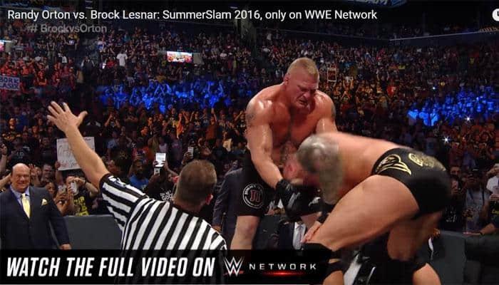 John Cena vs. Randy Orton vs. Triple H Highlights - HD