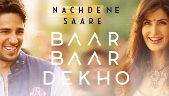 Wedding SONG of the year 'Nachde Ne Saare' has Katrina Kaif-Sidharth Malhotra dance to glory! Watch