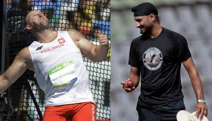 RESPECT! Rio silver medallist sells medal for 3-year-old cancer patient; Harbhajan Singh overawed