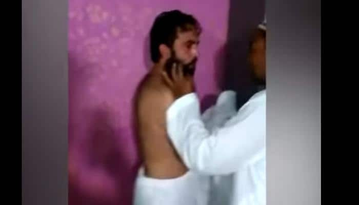What a pervert! Bijnor imam caught on camera during rape – Watch shocking video