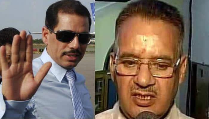 When Robert Vadra had verbal spat with BJP MLA Ganesh Joshi over police horse Shaktiman's death - ALL DETAILS HERE