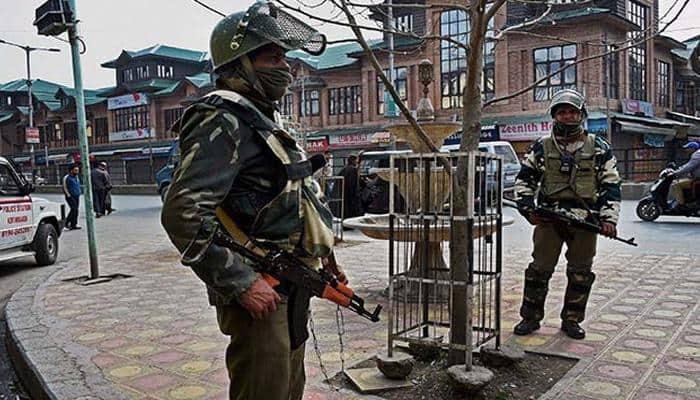Two terrorists apprehended in J&K