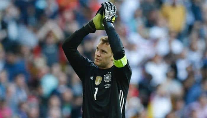 Germany`s safe hands Manuel Neuer becomes new die Mannschaft captain