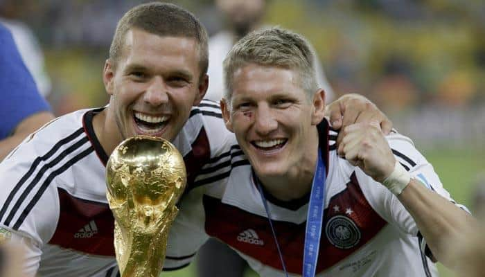 Bastian Schweinsteiger included in Manchester United's squad