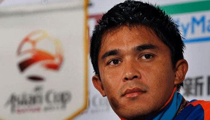 India vs Puerto Rico: Stephen Constantine hails Sunil Chhetri as Indian football team's 'talisman'