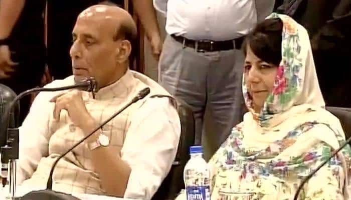 LIVE: All-party delegation meeting with J&K CM Mehbooba Mufti, other state ministers under way in Srinagar