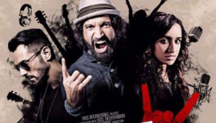 'Rock On!! 2' second poster out with a bang! See inside
