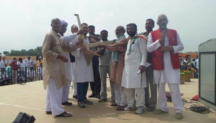 Rahul Gandhi embarks on 2,500-km 'Kisan Yatra', says Modi government ignoring farmers