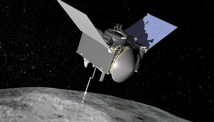 NASA's asteroid sample return mission set for Thursday launch
