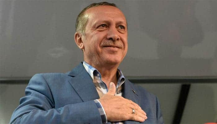 Turkey, US ready to work on ousting IS from Raqa: Recep Tayyip Erdogan