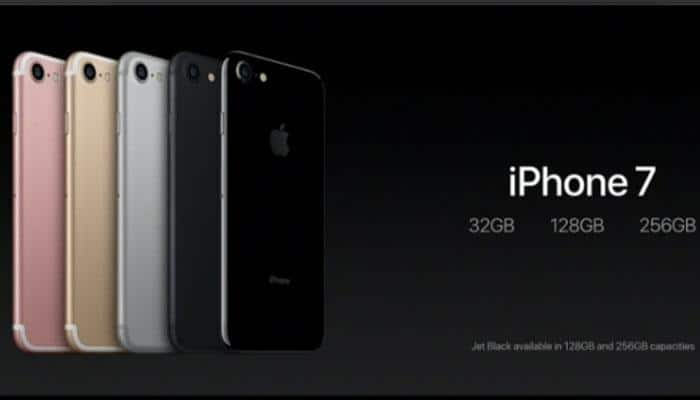Apple unveils water-resistant iPhone 7, iPhone 7 Plus; price starts $649