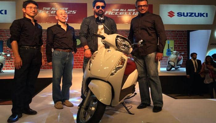 Suzuki launches new variant of its scooter Access 125