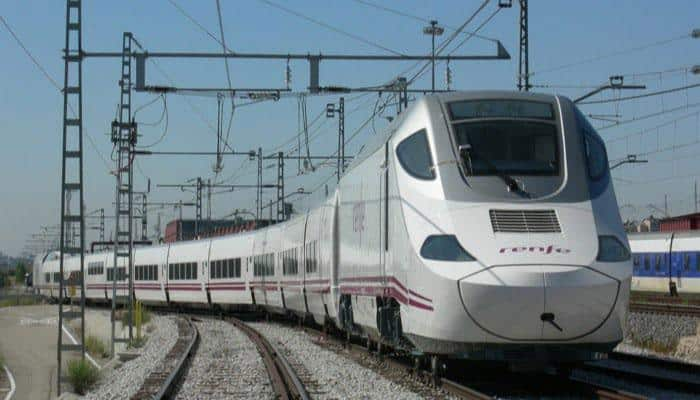 Railways considering introduction of Talgo type trains