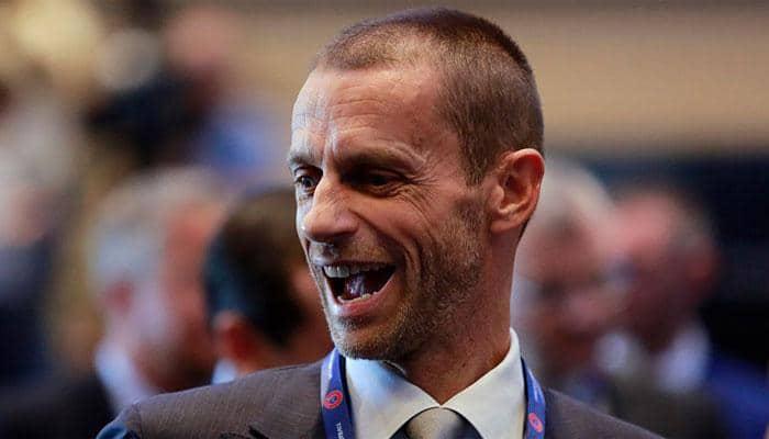 UEFA elects surprise candidate Slovenian lawyer Aleksander Ceferin as new leader