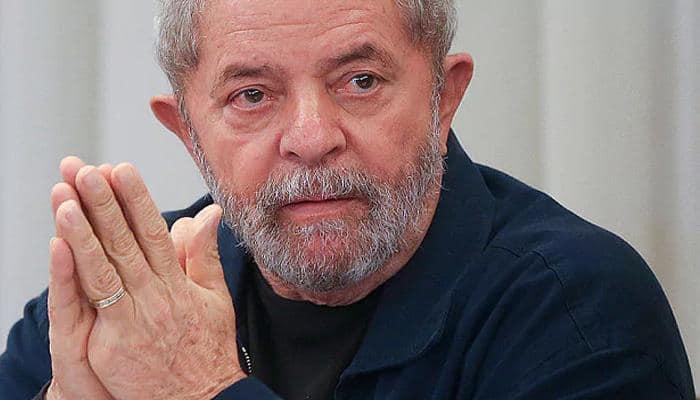 Brazil's Lula charged as 'top boss' of Petrobras graft scheme