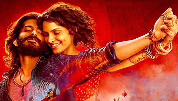 'Mirzya' got us hooked! Check out Harshvardhan Kapoor-Saiyami Kher in new spectacular poster