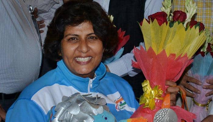 WELL DONE DEEPA MALIK: Haryana govt announces INR 4 crore reward, job for Paralympic medallist