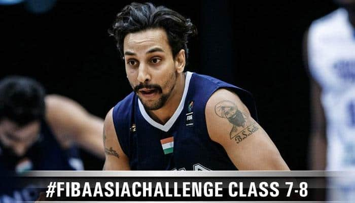 India beat Chinese Taipei again to finish 7th in FIBA Asia Challenge