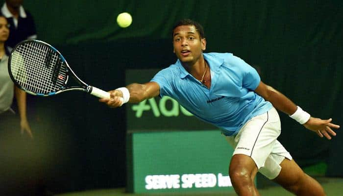 Davis Cup: Sumit Nagal shows spark but Spain inflict 5-0 whitewash on India
