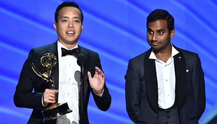 Alan Yang mentions Asian diversity in Emmys speech