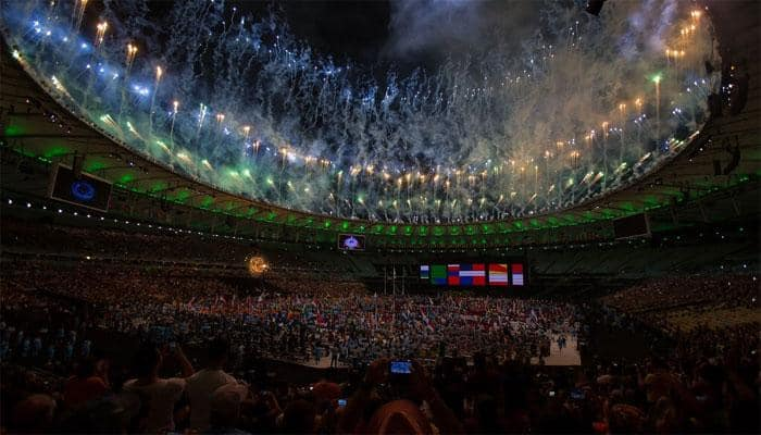 Rio Paralympics end with music -- and relief