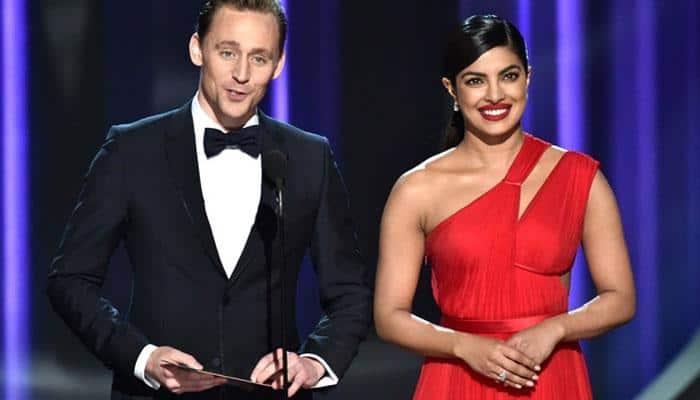Priyanka Chopra, Tom Hiddleston get flirty at Emmys after-party!