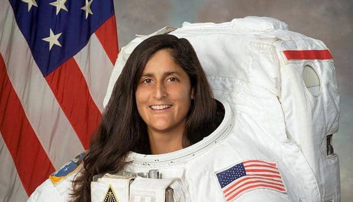 Happy Birthday to Indian-American astronaut Sunita Williams!