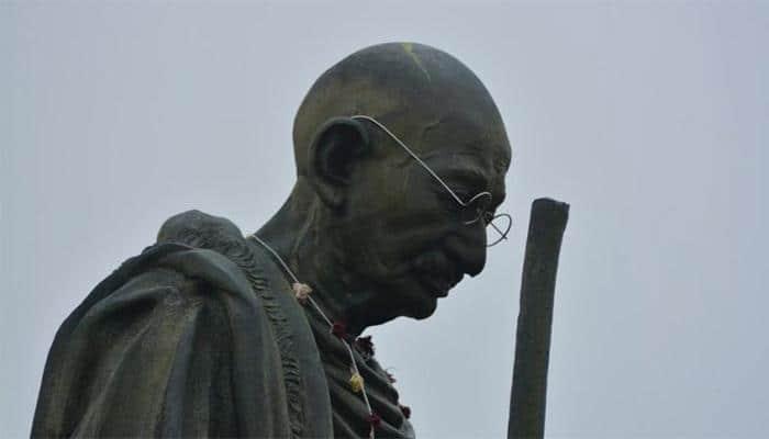 Shocking! Calls to tear down Mahatma Gandhi's statue in Ghana university; labels him 'racist'
