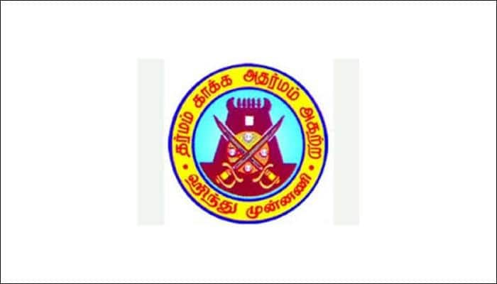 Hindu Munnani functionary attacked with sickles, dies; tension prevails in Coimbatore