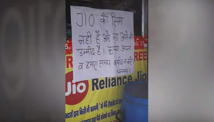 This is why buying SIM of Reliance Jio is becoming allusive!
