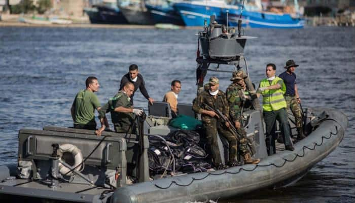 At least 162 bodies recovered from Egypt migrant shipwreck