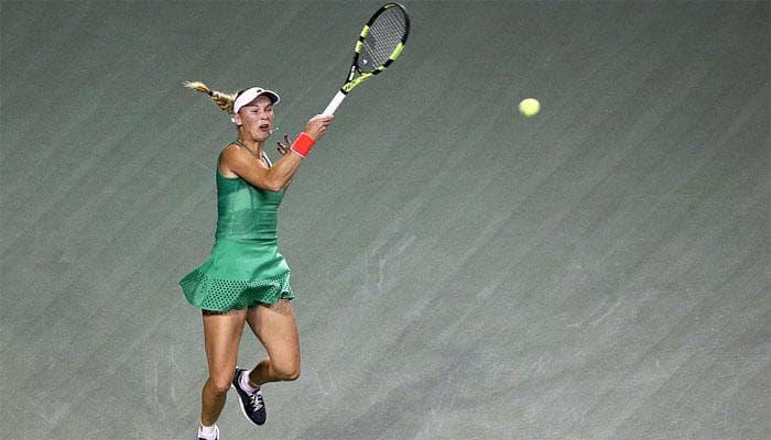 Caroline Wozniacki beats Naomi Osaka, ends title wait with Tokyo victory