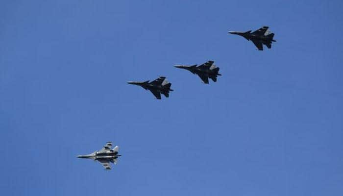 From Srinagar to Bikaner – Indian Air Force flexes its muscles along the western front