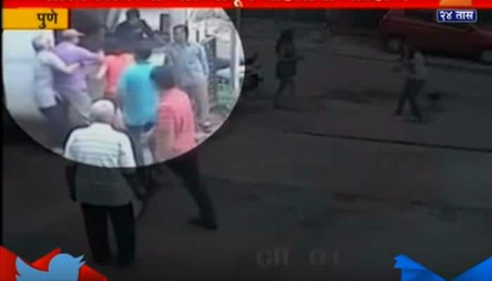 Pune shocker! Mother, daughter assaulted over sheltering puppies in society – Watch