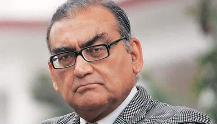 Controversy over remarks against Bihar: FIR filed against Markandey Katju