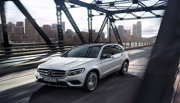 Mercedes-Benz launches 'Made in India' GLC SUV at Rs 47.9 lakh
