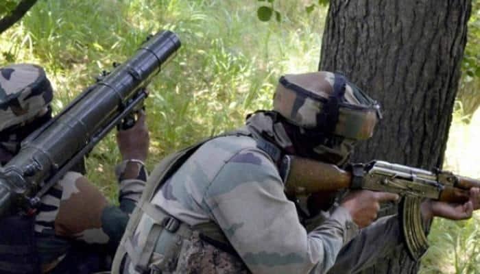 Pakistan violates ceasefire in J&K's Akhnoor district, resorts to heavy mortar shelling