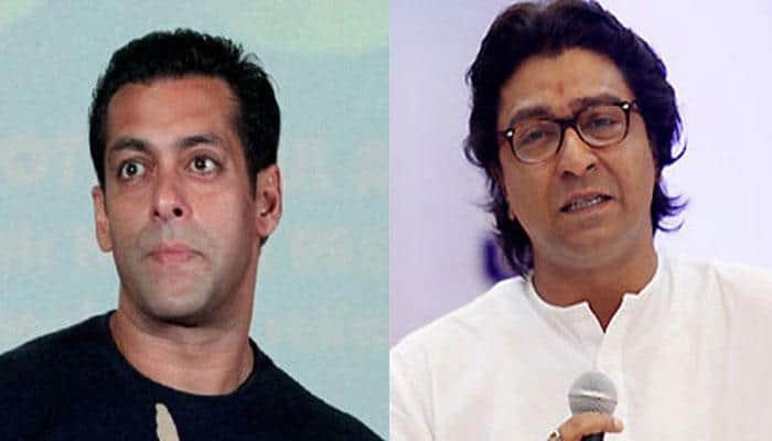 Raj Thackeray slams Salman Khan for supporting Pakistani artistes, says will ban his movies too