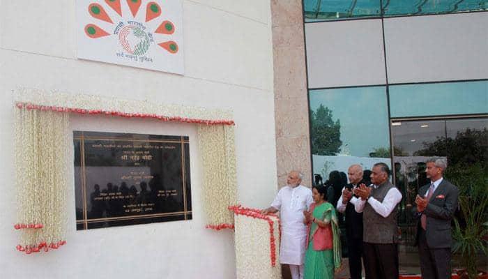 PM Narendra Modi inaugurates Pravasi Bharatiya Kendra on occasion of Gandhi Jayanti
