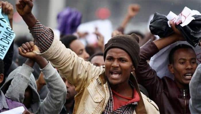 Dozens of deaths during stampede at Ethiopia religious event