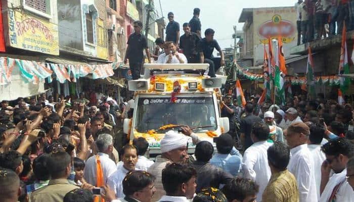 Kisan Yatra for UP polls: No road show of Rahul Gandhi in Moradabad today