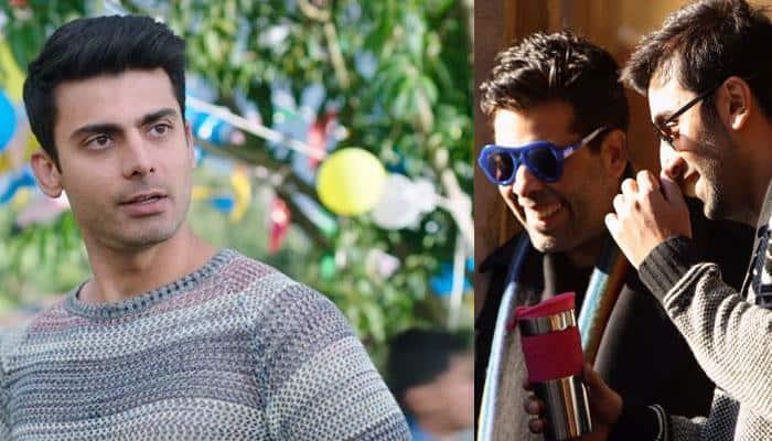 Karan Johar picks Fawad Khan over Ranbir Kapoor and the REASON is unexpected!