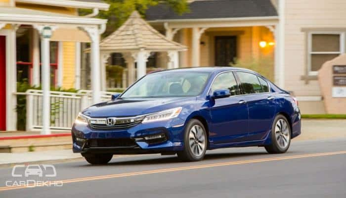 New Honda Accord coming to India on October 25