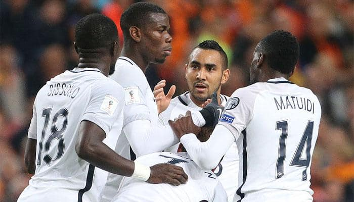 World Cup qualifiers: Paul Pogba fires France to 1-0 win over Netherlands; Belgium, Portugal run riot