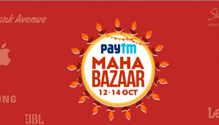 Paytm's 'Maha Bazaar' big festive sale to begin tomorrow: Deals on offer