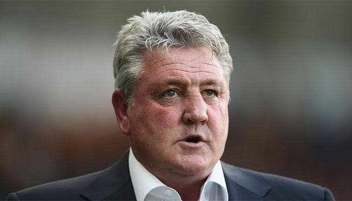 Steve Bruce appointed as Roberto Di Matteo's successor by Aston Villa